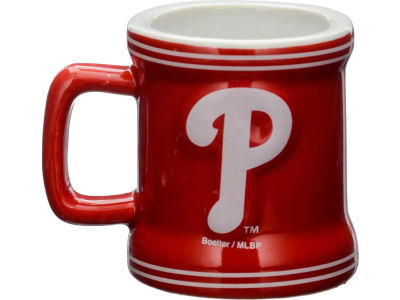 Philadelphia Phillies 2oz Mini Mug Shot