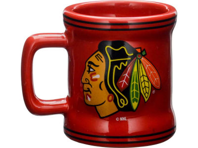 Chicago Blackhawks 2oz Mini Mug Shot
