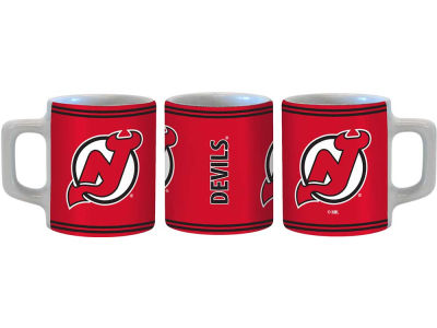 New Jersey Devils Sublimated Mini Mug-2oz.