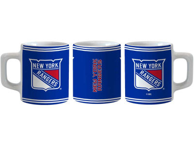 New York Rangers Sublimated Mini Mug-2oz.