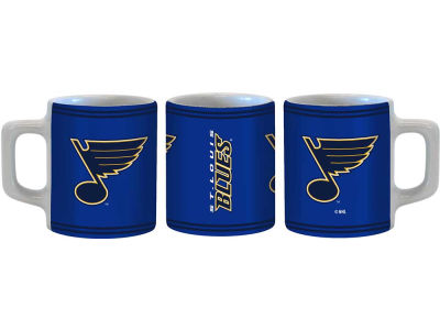 St. Louis Blues Sublimated Mini Mug-2oz.
