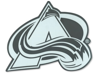 "Colorado Avalanche Die Cut Decal 8""x8"""