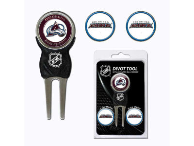 Colorado Avalanche Divot Tool and Markers