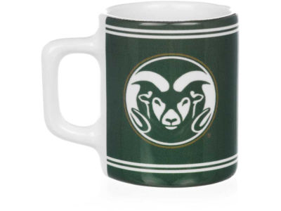 Colorado State Rams Sublimated Mini Mug-2oz.