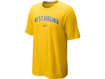West Virginia Mountaineers Nike NCAA Men's Classic Arch T-Shirt