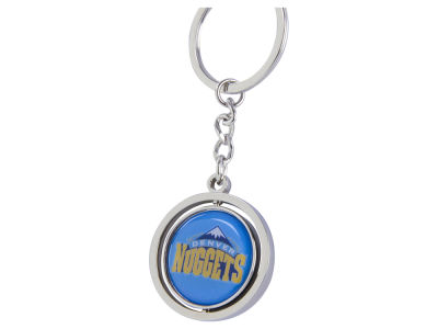 Denver Nuggets Spinning Keychain