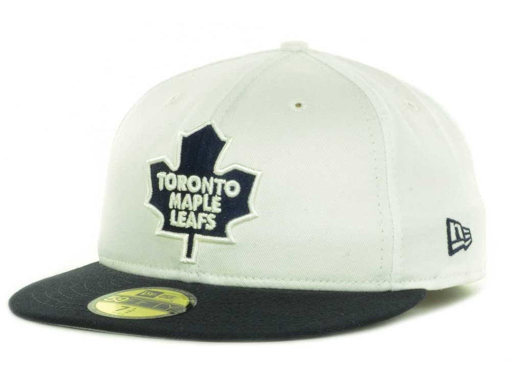 Toronto Maple Leafs New Era NHL Maple Leafs Fitted XP Cap  14913515cab