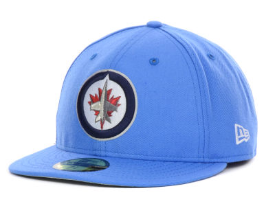 Winnipeg Jets New Era NHL Basic 59FIFTY Cap