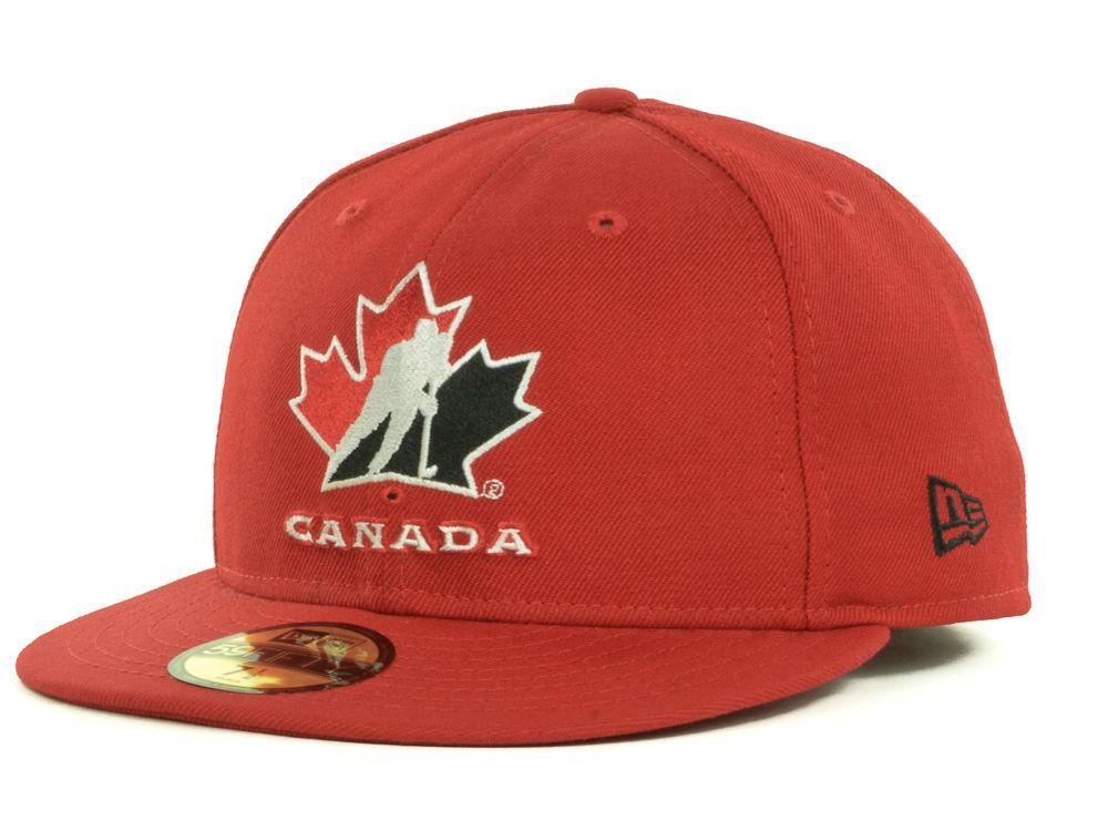 dcee89dacfa Team Canada Hockey Hats