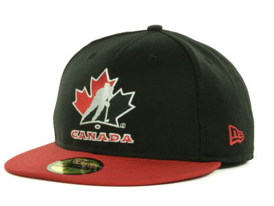 Canada Hockey New Era NHL Basic 59FIFTY Cap