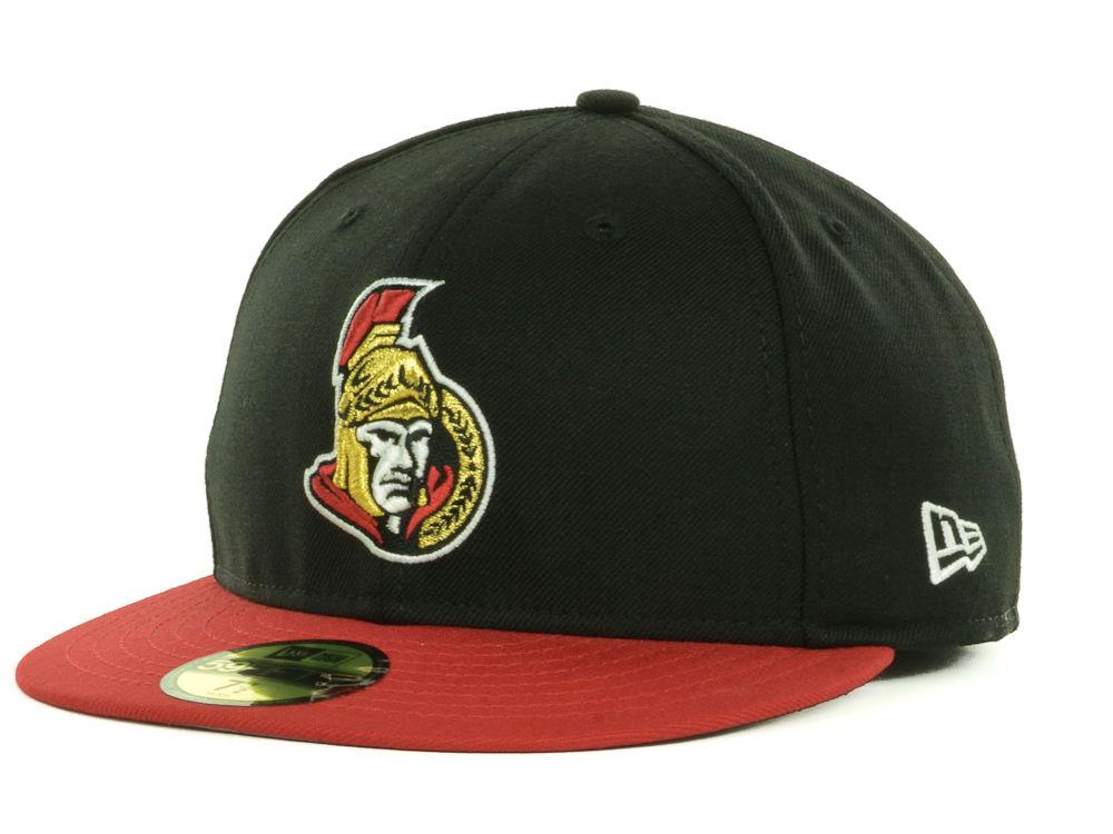 new product 1d303 5b49a spain ottawa senators fitted hats 28035 e3d02  spain ottawa senators new era  nhl basic 59fifty cap e2d39 fa73c