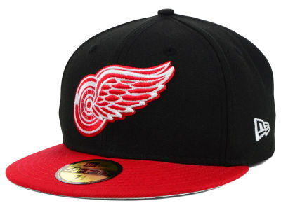 Detroit Red Wings New Era NHL Basic 59FIFTY Cap
