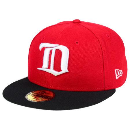Detroit Red Wings New Era NHL Basic 59FIFTY Cap