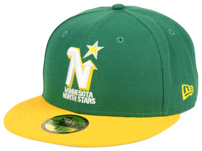 Minnesota North Stars New Era NHL Basic 59FIFTY Cap