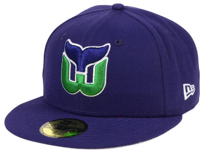Hartford Whalers New Era NHL Basic 59FIFTY Cap