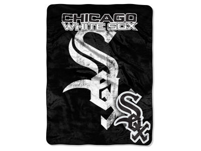 Chicago White Sox Micro Raschel 46x60 Triple Play