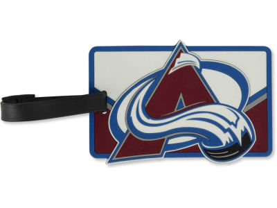 Colorado Avalanche Soft Bag Tag