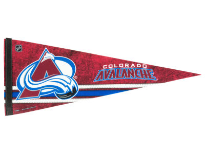 Colorado Avalanche 12x30in Pennant