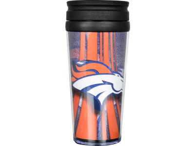 Denver Broncos 16oz Travel Tumbler