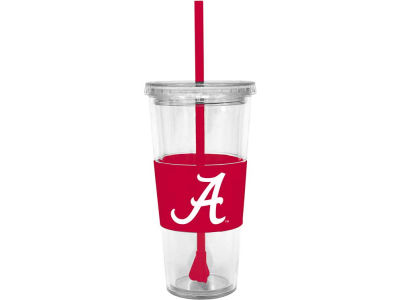 Alabama Crimson Tide 22oz. Tumbler with Straw