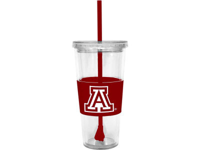 Arizona Wildcats 22oz. Tumbler with Straw