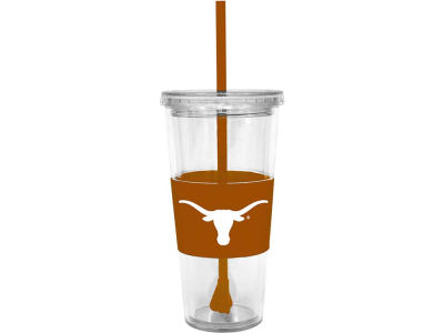 Texas Longhorns 22oz. Tumbler with Straw