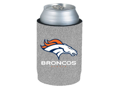 Denver Broncos Glitter Can Coozie