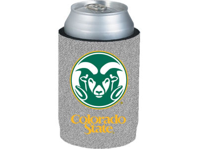 Colorado State Rams Glitter Can Coozie