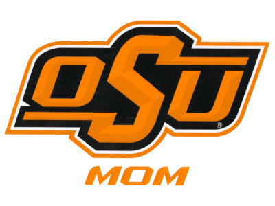 Oklahoma State Cowboys NCAA Decal