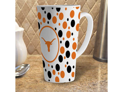 Texas Longhorns 16oz Latte Mug