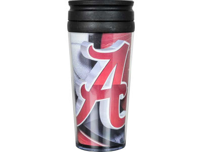 Alabama Crimson Tide 16oz Travel Tumbler