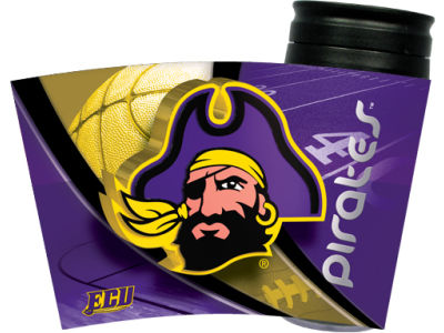 East Carolina Pirates 16oz Travel Tumbler