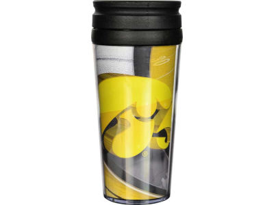 Iowa Hawkeyes 16oz Travel Tumbler