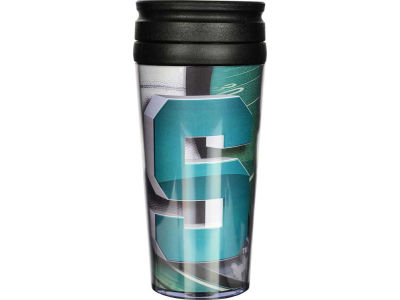Michigan State Spartans 16oz Travel Tumbler