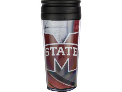 Mississippi State Bulldogs 16oz Travel Tumbler
