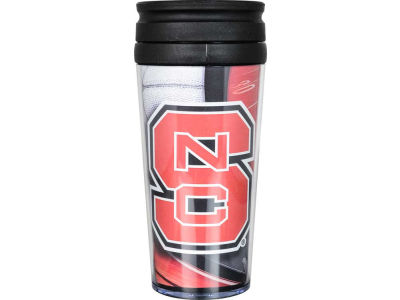North Carolina State Wolfpack 16oz Travel Tumbler