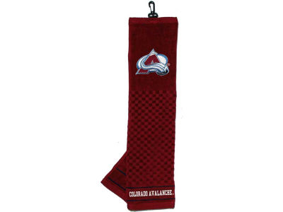 Colorado Avalanche Trifold Golf Towel