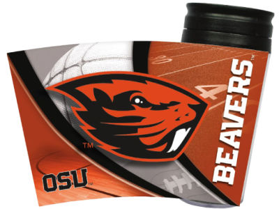 Oregon State Beavers 16oz Travel Tumbler