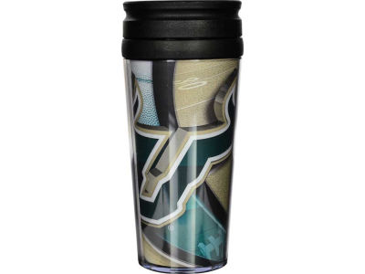 South Florida Bulls 16oz Travel Tumbler