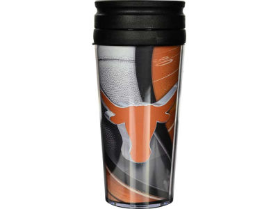Texas Longhorns 16oz Travel Tumbler