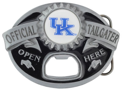 Kentucky Wildcats Tailgater Belt Buckle
