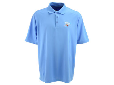 Oklahoma City Thunder NBA Men's Pique Xtra Lite Polo Shirt