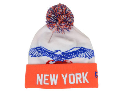 New York Branded City Flagship Custom Knit