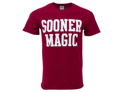Oklahoma Sooners NCAA 2 for $25  NCAA Men's Magic T-Shirt