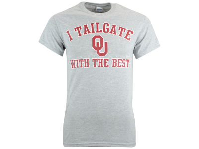 Oklahoma Sooners NCAA Men's Tailgate With The Best T-Shirt