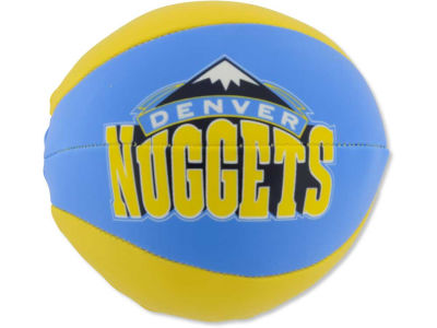 Denver Nuggets 4in Softee Free Throw Basketball