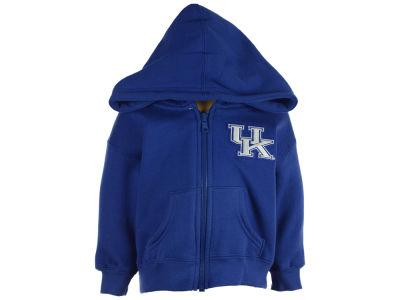 Kentucky Wildcats NCAA Kids IntLck Full Zip Hoodie