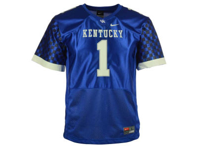 Kentucky Wildcats NCAA Youth Replica Football Jersey