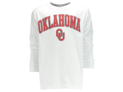 Oklahoma Sooners NCAA Kids Arch Long Sleeve T-Shirt