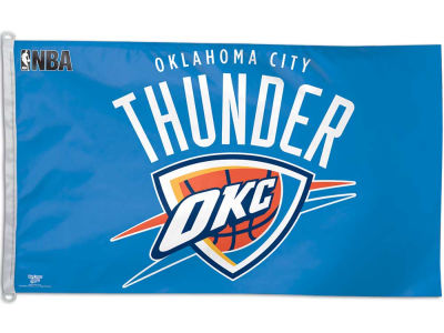 Oklahoma City Thunder 3x5ft Flag